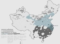 Water Scarcity, Desertification, Acid Rain, and Air Pollution in China