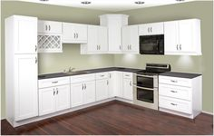 You can't go wrong with flat pack kitchens - http://ohhkitchen.com/you-cant-go-wrong-with-flat-pack-kitchens/
