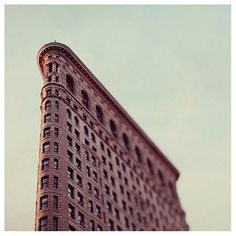 New York City Photography   Flatiron Building  NYC  by AliciaBock, $35.00 via @Alicia Bock