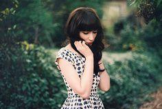 Becky Filip of The Honey Trees, photographed by Simon Filip