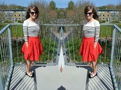 The Lovely Charley may skirt from Dixie Grey