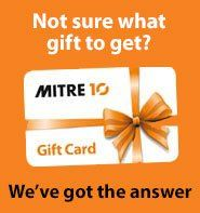 A Mitre 10 voucher is the perfect gift for friends and family keen on home improvement, DIY, gardening, or outdoor living.