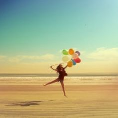 Up, up and away!  I really want to take a picture like this!