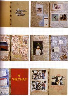 The journal as art