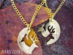 Friendship necklace @Megan Ward Ward Brown and @gracia fraile Gomez-Cortazar McGlothlin