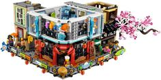 LEGO Ninjago 70620 NINJAGO City set revealed [News] | The Brothers Brick | The Brothers Brick