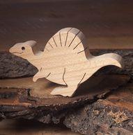 wooden SPINOSAURUS
