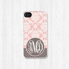 Personalized Phone Case iPhone 4 iPhone 4S iPhone 5 by BeeCovered, $15.00