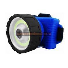 Lanterna frontala, cu arie LED - 109170