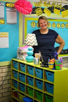 Check out this room from Exploring Elementary: My big classroom reveal featuring Creative Teaching Press goodies!