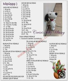 Mesmerizing Crochet an Amigurumi Rabbit Ideas. Lovely Crochet an Amigurumi Rabbit Ideas. Crochet Elephant, Crochet Bunny, Crochet Dolls, Free Crochet, Crochet Dog Patterns, Amigurumi Patterns, Doll Patterns, Diy Crafts Crochet, Amigurumi Doll