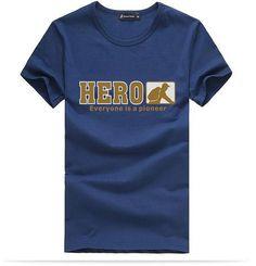 Pionner Hero Dark Blue -T-Shirts for Sale Online Shop