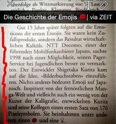 https://flic.kr/p/td79SS   Die Geschichte der Emojis