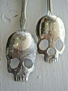 Absinthe spoons