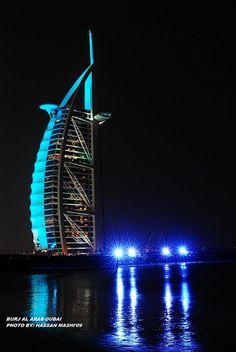 DUBAI BURJ AL ARAB   برج العرب دبي