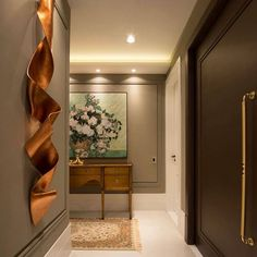 Does The Thought Of Interior Planning Leave You Seeing Spots? Wall Design, House Design, Interior Decorating, Interior Design, Loft, Modern Room, Wall Sculptures, Sweet Home, Wall Decor
