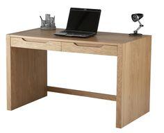 Teacher's Desk £275 Anderson Desk with Drawers in Oak