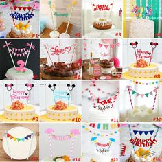 Cheap happy birthday cake topper, Buy Quality birthday cake topper directly from China cake topper Suppliers: Cheap ! Happy Birthday Cake Topper for Kids Birthday Party Decoration Supplies wedding decoration Baby Shower Party Decoration Wedding Cake Bunting Topper, Diy Cake Topper, Wedding Cake Decorations, Cupcake Toppers, Birthday Party Decorations, Decoration Party, Bunting Banner, Diy Cupcake, Cupcake Decorations