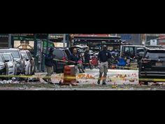 Attentato Manhattan New York 31 Marzo 2017 Immaggini terrificanti