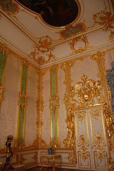 music room @Tsarskoye Selo