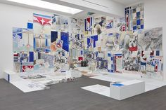 """<p>Anna+Oppermann+is+still+little+known,+but+is+a+key+figure+of+the+German+Avant-Garde,+during+her+career+as+an+artist,+she+received+considerable+criticism+for+her+chaotic+and+obsessive+installations+she+called+""""Ensembles"""".+The+sheer+amount+of+material+contained+within+each+of+the+60+""""Ensembles""""+she+created+made+the+…</p>"""