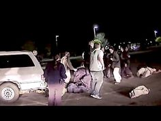 Chaotic fatal brawl and shooting at a Walmart - YouTube