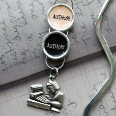 Author Author Writers Bookmark by ALikelyStory on Etsy, $17.95