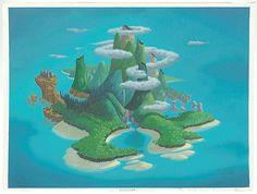 Drawn to Animation: Neverland Island - Return to Neverland!