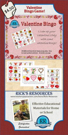 valentine large group activities