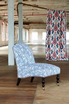 John Robshaw's Furniture Collection for Duralee to Debut at High Point Market | Rue