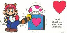 Valentine Mario