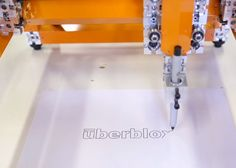 UberBlox Modular Construction System Lets You Build Your Perfect Machine - Anyone looking to create their very own 3D printer, CNC milling machine or any other automated manufacturing system, may be interested in a new modular construction system called UberBlox. UberBlox has been designed to provide users with a high quality metal construction and prototyping system that can be used to build rigid structures and automated machines with ease. | Geeky Gadgets