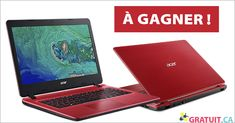 Gagnez un portable Acer Aspire Acer Aspire, Portable, Nintendo Consoles, Games, Free Stuff, Promotional Giveaways, Coin Toss, Free Samples, I Win