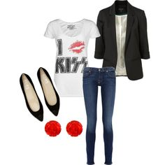 """""""punk rock"""" by lucybergstrom on Polyvore"""