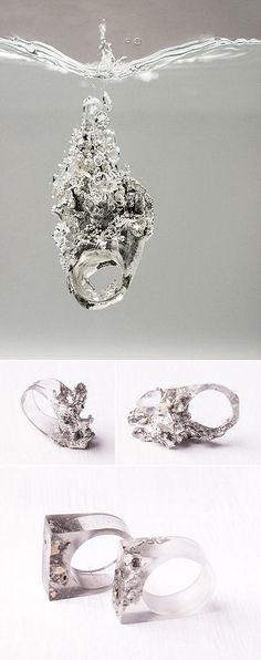 TheCarrotbox.com modern jewellery blog : obsessed with rings // feed your fingers!: Chloe Lewis