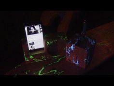 DIY Cell  Phone Speaker Amplifier from FREE Pallets Lichtenberg Fractal - Tronnixx in Stock - http://www.amazon.com/dp/B015MQEF2K - http://audio.tronnixx.com/uncategorized/diy-cell-phone-speaker-amplifier-from-free-pallets-lichtenberg-fractal/