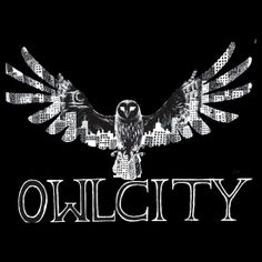 "Owl City ""Logo"" by dieorsk2  Love it! So excited I'm going to see Owl City in October!"