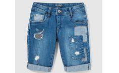 Pepe Jeans. Vaqueros parches