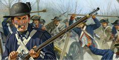 American Uniform, American War, American Soldiers, Early American, American History, Revolutionary War Battles, American Revolutionary War, Independence War, American Independence