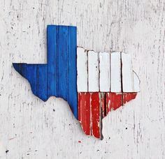 Texas Wall Art Reclaimed Wood Decor Rustic State By Woodenaht Part 67