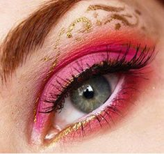 Special Pink Eye Shadow #eyeshadow #beauty