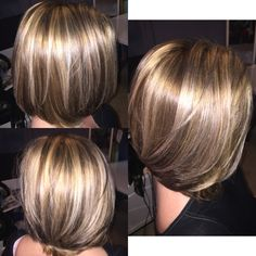 Pretty hair makeover for summer