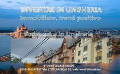 COME INVESTIRE NELL'IMMOBILIARE IN UNGHERIA COME SI PUÓ RISPARMIARE 25% DEL PREZZO DI ACQUISTO (NETTO) DI UN APPARTAMENTO? Scarica per leggere…  Investire in Ungheria Tenendo conto delle importazioni dell'Ungheria dall'Italia e delle quote di settore del nostro Paese, si possono segnalare quattro settori di interesse. Si tratta dei settori di:  -apparecchi … Budapest, Multi Story Building, Studio, Italia, Studios