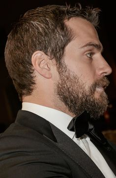 Henry Cavill News: It's All About The Beard: BAFTA Awards Coverage, Part 2