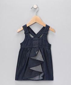 Cute Denim Dress