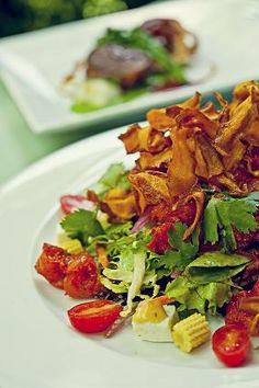 Mexicali Chicken Salad    www.FirehouseOldSac.com