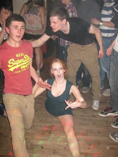 Embarrassing Nightclub Photos