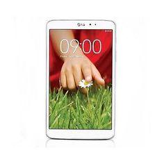 LG G Pad 8.3'' Tablet V500 1.7GHz 2GB 16GB WiFi Bluetooth Android weiss silbersparen25.com , sparen25.de , sparen25.info