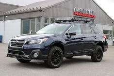"""Projects - Outback – Tagged """"yakima"""" – LP Aventure Inc Subaru Outback Lifted, Subaru Outback Offroad, Subaru Wagon, Bad And Bougie, Subaru Models, Sports Wagon, Off Road Adventure, Lift Kits, Subaru Forester"""