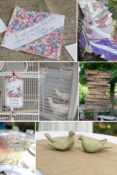 these are pics from our wedding.  The sign showed how far our guest traveled and we did a quilt instead of a guest book.  @Kelli Jane was our photographer